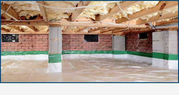 Encapsulation Vs Crawl Space Ventilation Specialty Foundation Repair Foun