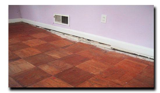 Marvelous Sloping Floor